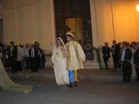 2° Corteo Storico di Santa Rita - Dinanzi la Chiesa S. Antonio - seconda uscita - Rita sposa - 17 maggio 2008  - Castellammare del golfo (486 clic)