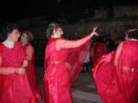 Carnevale 2008 - XVII Edizione Sfilata di Carri Allegorici - Cavalcano gli ... Eroi a Roma - Comitato San Marco - 3 febbraio 2008   - Valderice (928 clic)