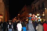 Carnevale 2008 - Sfilata Carri Allegorici lungo il Corso VI Aprile - 2 febbraio 2008   - Alcamo (650 clic)