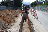 lavori in corso (7) - 25 febbraio 2008   - Alcamo (1032 clic)