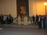 2° Corteo Storico di Santa Rita - Dinanzi la Chiesa S. Antonio - seconda uscita - Dame - 17 maggio 2008  - Castellammare del golfo (545 clic)