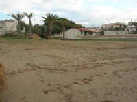 la piccola spiaggia - 16 novembre 2008   - Cornino (2013 clic)