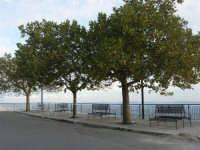 Piazza Giovanni XXIII - belvedere - 9 novembre 2008  - Caltabellotta (1509 clic)