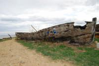Tonnara - le barche - 16 novembre 2008  - Bonagia (707 clic)