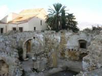 ruderi del terremoto del gennaio 1968 - 11 ottobre 2007   - Salemi (2552 clic)