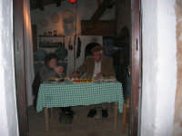 Il Presepe Vivente di Custonaci nella grotta preistorica di Scurati (grotta Mangiapane) (134) - 26 dicembre 2007  - Custonaci (1043 clic)