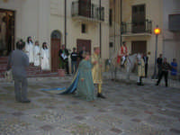 2° Corteo Storico di Santa Rita - Gli anziani genitori - Piazza Madonna delle Grazie - 17 maggio 2008   - Castellammare del golfo (670 clic)