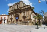 visita alla città: Basilica Maria SS. del Soccorso - 25 aprile 2008  - Sciacca (1099 clic)