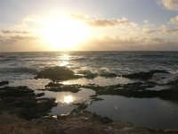 tramonto a Capo Lilybeo - 1 febbraio 2009   - Marsala (2598 clic)