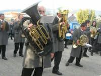 Processione della Via Crucis con gruppi statuari viventi - 5 aprile 2009   - Buseto palizzolo (1460 clic)