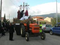 Processione della Via Crucis con gruppi statuari viventi - 5 aprile 2009   - Buseto palizzolo (1513 clic)