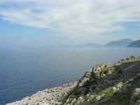 Capo San Vito - panorama del golfo di Castellammare - 10 maggio 2009  - San vito lo capo (1868 clic)