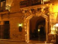 Palazzo Berardo Ferro - 13 ottobre 2007  - Trapani (1014 clic)