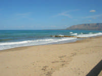 spiaggia di levante e golfo di Castellammare - 5 ottobre 2008   - Balestrate (1164 clic)