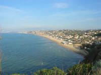 Spiaggia Plaja e golfo di Castellammare - 15 marzo 2009   - Castellammare del golfo (1745 clic)