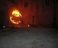 Festeggiamenti Maria SS. dei Miracoli - La Festa del Paradiso - L'Assalto al Castello - Piazza Castello - 20 giugno 2008   - Alcamo (517 clic)
