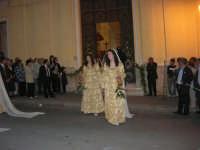 2° Corteo Storico di Santa Rita - Dinanzi la Chiesa S. Antonio - seconda uscita - Dame - 17 maggio 2008  - Castellammare del golfo (524 clic)