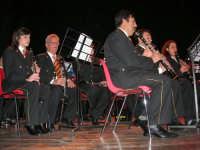 Il Concerto di Capodanno - Complesso Bandistico Città di Alcamo - Direttore: Giuseppe Testa - Teatro Cielo d'Alcamo - 1 gennaio 2009  - Alcamo (2739 clic)
