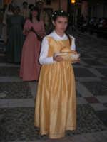 2° Corteo Storico di Santa Rita - Rita bambina e Rita giovinetta - Piazza Madonna delle Grazie - 17 maggio 2008   - Castellammare del golfo (777 clic)