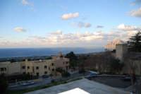 vista sul golfo di Bonagia e monte Cofano - 22 febbraio 2009   - Valderice (2380 clic)