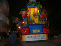 Carnevale 2009 - XVIII Edizione Sfilata di carri allegorici - 22 febbraio 2009   - Valderice (3819 clic)