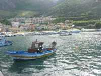 al porto - 20 settembre 2009  - Castellammare del golfo (946 clic)