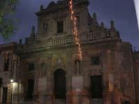 visita al centro storico - Chiesa del Purgatorio - 9 dicembre 2007    - Castelvetrano (859 clic)