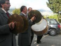 Processione della Via Crucis con gruppi statuari viventi - 5 aprile 2009   - Buseto palizzolo (1666 clic)