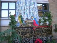 il presepe dell'I.C. Pascoli - 22 dicembre 2006  - Castellammare del golfo (923 clic)