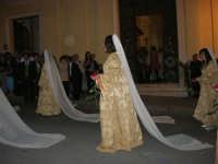 2° Corteo Storico di Santa Rita - Dinanzi la Chiesa S. Antonio - seconda uscita - Dame - 17 maggio 2008  - Castellammare del golfo (495 clic)