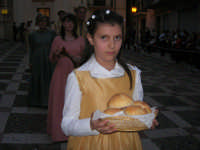 2° Corteo Storico di Santa Rita - Rita bambina - Piazza Madonna delle Grazie - 17 maggio 2008   - Castellammare del golfo (626 clic)