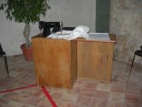 Cene di San Giuseppe - mostra di manufatti - pizzi e ricami - 15 marzo 2009  - Salemi (1920 clic)