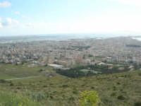 panorama dal monte Erice - Trapani e le saline - 1 maggio 2009   - Erice (2515 clic)