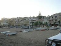 spiaggia e case - 1 agosto 2007  - Marinella di selinunte (834 clic)