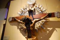 Fulget crucis mysterium - Il genio immortale e la devozione popolare - Mysterium Crucis nell'arte trapanese dal XIV al XVIII secolo - Chiesa di Sant'Agostino - 13 marzo 2009   - Trapani (1904 clic)