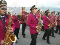Processione della Via Crucis con gruppi statuari viventi - 5 aprile 2009   - Buseto palizzolo (2140 clic)