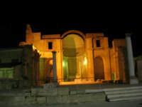 resti della Chiesa Madre - 2 gennaio 2009    - Salemi (2878 clic)