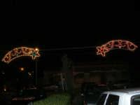 stelle comete: l'atmosfera natalizia - 20 dicembre 2007  - Buseto palizzolo (1001 clic)