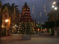visita al centro storico: atmosfera natalizia  - 9 dicembre 2007    - Castelvetrano (813 clic)