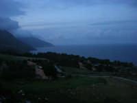 golfo di Castellammare, uno sguardo alla Riserva dello Zingaro . . . a sera - 11 gennaio 2009  - Scopello (2923 clic)