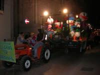 Carnevale 2008 - Sfilata Carri Allegorici lungo il Corso VI Aprile - 2 febbraio 2008   - Alcamo (1136 clic)