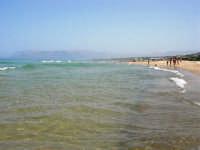 il mare: semplicemente stupendo! - 26 agosto 2007  - Alcamo marina (1347 clic)