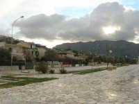 Zona Battigia - il lungomare, le case - 8 febbraio 2009  - Alcamo marina (2709 clic)