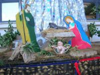 il presepe dell'I.C. Pascoli - 22 dicembre 2006  - Castellammare del golfo (902 clic)