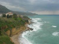 la costa: quando il mare è in burrasca - 22 marzo 2009  - Castellammare del golfo (985 clic)