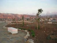 il nuovo giardino sul lungomare - 12 ottobre 2008   - Cornino (906 clic)