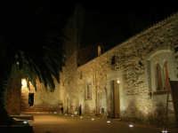 Castello arabo normanno - particolare del cortile interno - 2 gennaio 2009   - Salemi (2616 clic)
