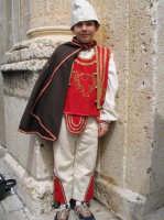 abito tradizionale maschile PIANA DEGLI ALBANESI Cusenza Sara