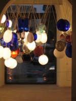 Bolle di vetro-mostra sensi contemporanei 2005 PALERMO Cusenza Sara