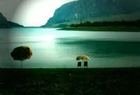 2 sdraio in riva al lago PIANA DEGLI ALBANESI Cusenza Sara